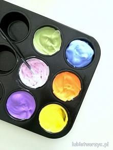 Przepis na puchnącą farbę (...