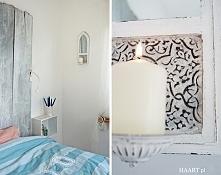 HAART.pl blog DIY  Wyjątkowe dekoracje DIY, metamorfozy, pomysły.  Romantyczna sypialnia w Starym Domu.