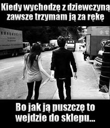 trzymaj dziewczynę za rękę