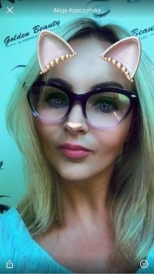 okulary ombre