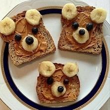 Niedźwiadkowe kanapki