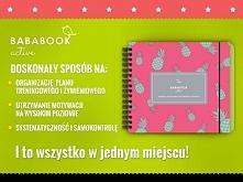Dziennik Fitness / Dziennik Diety BabaBook Active. USTALAJ CELE > PLANUJ &...
