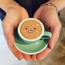 Sztuka na kawie :D