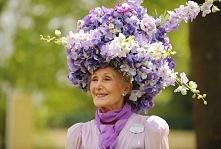 Kwiatowo i kapeluszowo...