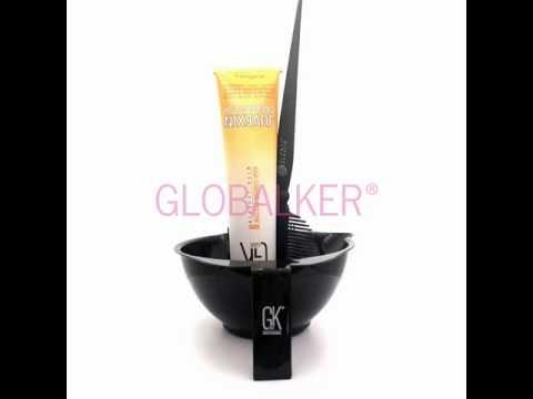 Global Keratin GK Hair farba kremowa z ceramidami 100ml cream color with ceramides sklep warszawa. Naprawia zniszczenia przywraca włosy do życia.