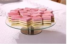 Ciasto na zimno bardzo czasochłonne ale świetnie smakuje i robi bardzo duże w...
