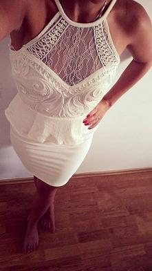 Zwykły niezwykły dzień... Sukienka projektu Miechelle Kegaeen. Świetne wykonanie, szybka dostawa no i cena nie jest zaporowa, a mysle, że sukienkę jeszcze nie raz wykorzystam