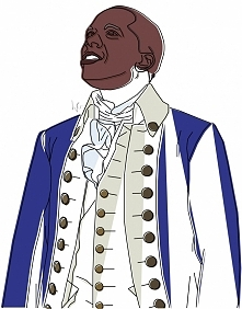 Aaron Burr/Leslie Odom Jr.