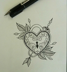 Piękny rysunek *.*