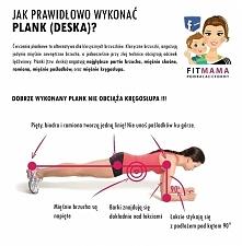 Jak prawidłowo wykonać plank