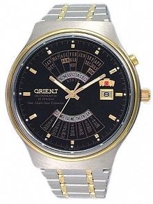 Orient FEU00000BW męski zegarek mechaniczny nakręcany ruchem ręki. Wykonany z...