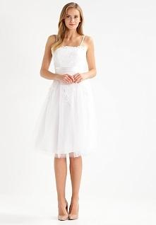 Sukienka Chi Chi London KEENA to dobry wybór na ślub cywilny.