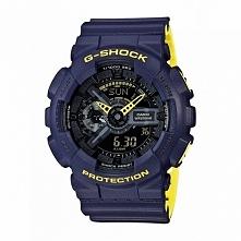 Casio GA-110LN-2AER sportowy zegarek męski z kolekcji G-shock wykonany z wyso...