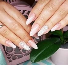 Ślubny manicure ♥