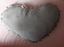 ręcznie zrobiona poduszka