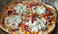 pizza :D