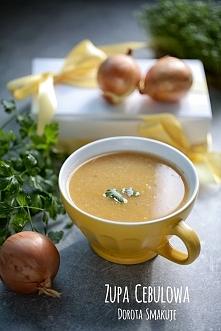 Zupa cebulowa - dieta dr Dąbrowskiej  Składniki na zupę cebulową:  3 duże ceb...