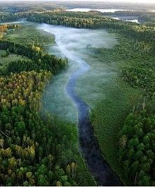 Rzeka Krutynia   Rzeka na P...