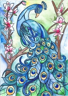 Paw na magnolii