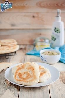 Smażone greckie chlebki