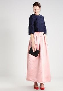 Długa spódnica Chi Chi London LEONIE.