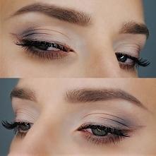 Brown liner :) edithmakeup.blogspot.com