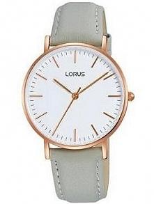 Lorus RH886BX8 subtelny zegarek kobiecy ze stali szlachetnej w kolorze złota ...