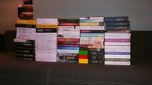 kilka książek z mojej kolekcji:-)