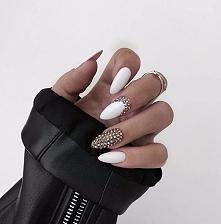 Rockowy manicure ✮