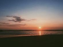 Uwielbiam zachody słońca!