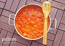 Były pomidory, jest i sos p...