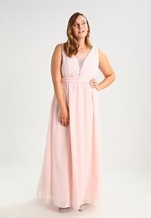 Sukienka balowa dla puszyst...