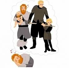 GOT <3 Tormund i Brienne
