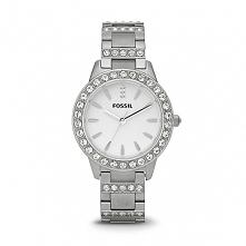 Fossil ES2362 kobiecy zegarek wykonany z wysokiej jakości stali szlachetnej n...