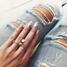 Lubicie marmurki? Jeśli chcecie zobaczyć jak wykonać taki manicure krok po kr...