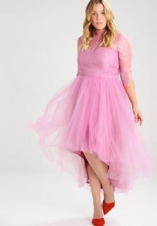 Tiulowa sukienka balowa Chi...