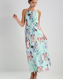 Przepiękna sukienka midi w ...