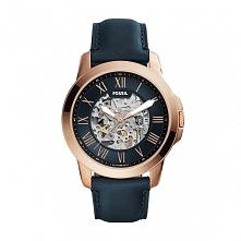 Fossil ME3102 męski zegarek automatyczny, mechaniczny nakręcany ruchem ręki, ...