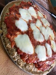 Na początek przepraszam za brak estetyki :D Czy pizza poza pysznym smakiem mu...