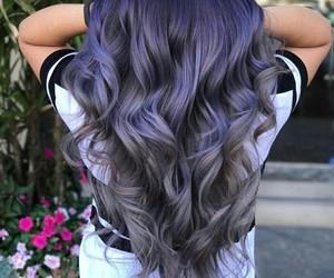 hair ...