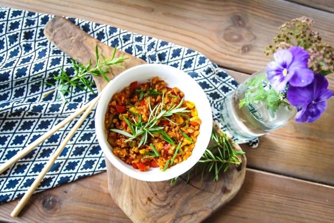 Najlepszy ryż z warzywami - na zdrowie! Aromatyczny, warzywny, pyszny:)