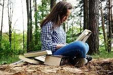 """""""Książka i możliwość czytania to jeden z największych cudów ludzkiej cyw..."""