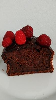 Ciasto czekoladowo-marchewk...