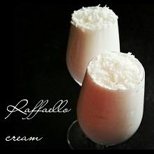 Fit krem kokosowy Raffaello