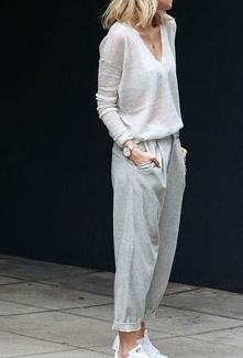 Uwielbiam takie spodnie ❤