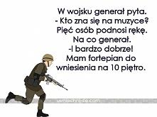 w wojsku