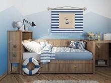 styl marynarski w pokoju dziecka - kliknij i dowiedz się więcej!