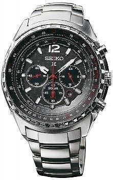 Seiko SSC261P1 męski zegare...