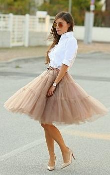 lubicie takie tiulowe spódnice?