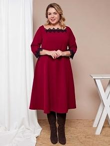 Sukienka z tkaniny kostiumowej także w kolorze zielonym na thecovershop.pl